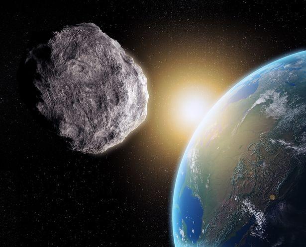 Thiên thạch khổng lồ sẽ va chạm với Trái đất vào đêm Giáng sinh - ảnh 1
