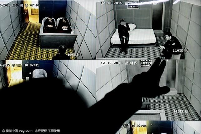 """Phòng giam """"chống tự tử"""" dành cho các quan tham ở Trung Quốc - ảnh 4"""