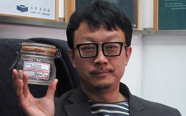 Không khí sạch đóng chai bán chạy như tôm tươi tại Trung Quốc - ảnh 2