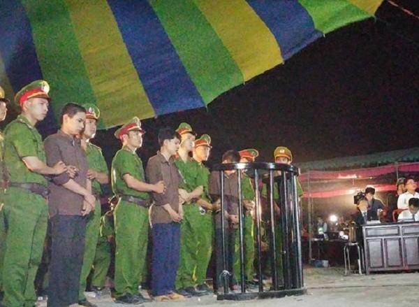 Thảm án Bình Phước: Nguyễn Hải Dương ngã quỵ nhận án tử hình - ảnh 1