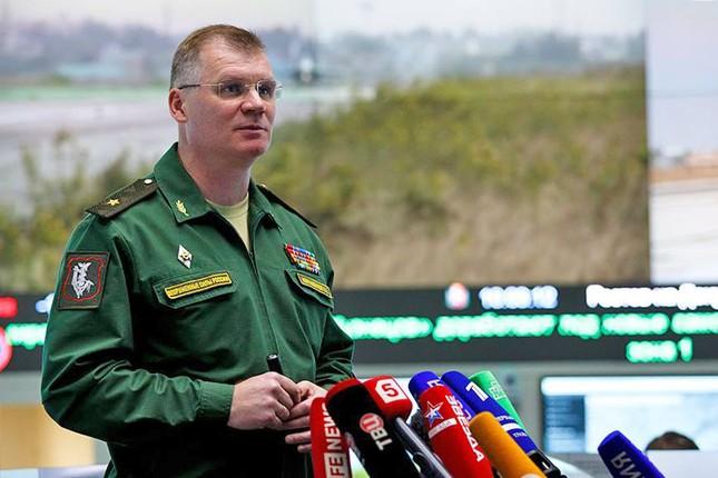 Tình hình Syria mới nhất: 320 tay súng khủng bố bị tiêu diệt - ảnh 1