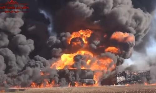 Tình hình Syria mới nhất: 320 tay súng khủng bố bị tiêu diệt - ảnh 3
