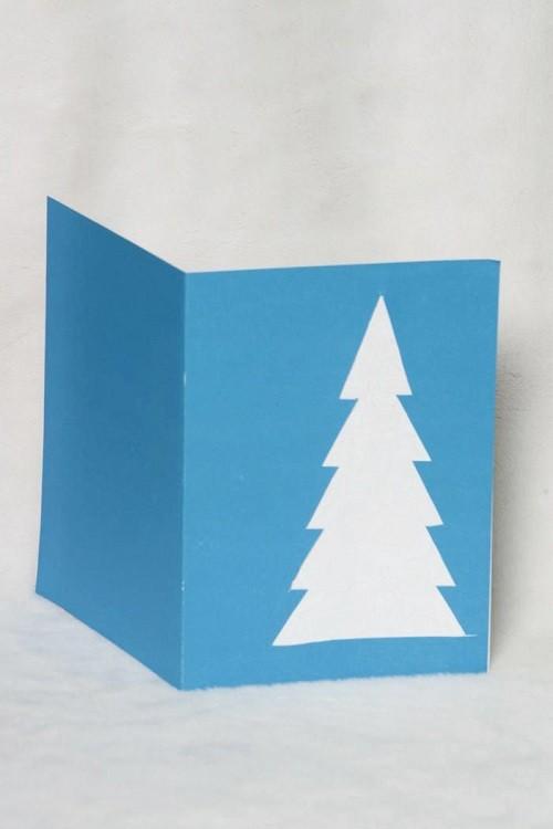 Tự làm thiệp Giáng sinh ấn tượng tặng bạn bè chỉ trong 3 phút - ảnh 3