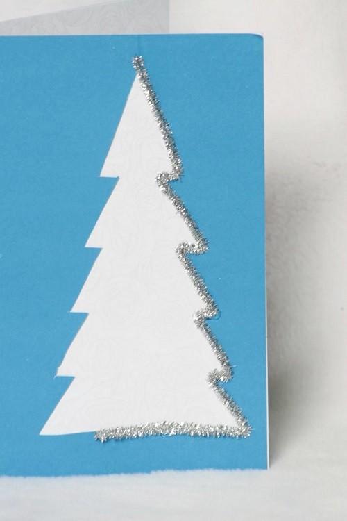 Tự làm thiệp Giáng sinh ấn tượng tặng bạn bè chỉ trong 3 phút - ảnh 4