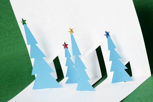 Tự làm thiệp Giáng sinh ấn tượng tặng bạn bè chỉ trong 3 phút - ảnh 8