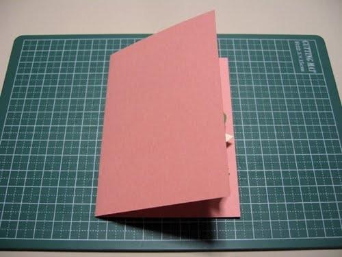 Cách làm 4 mẫu thiệp giáng sinh hình cây thông siêu dễ thương  - ảnh 22