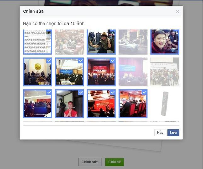 Tổng kết năm 2015 với tính năng Year in Review của Facebook - ảnh 3