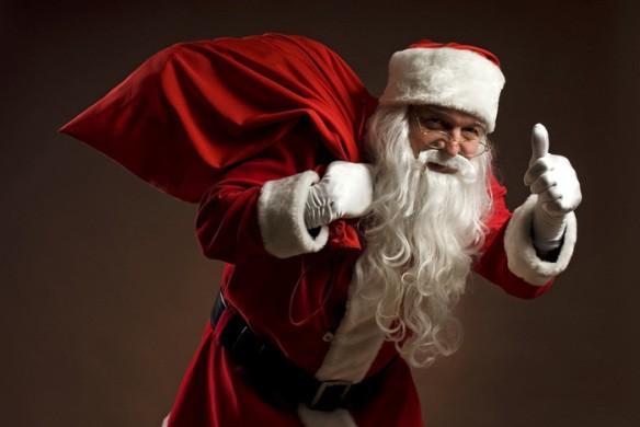 Noel 2015: Những điều bất ngờ về nguồn gốc của Ông già Noel - ảnh 1