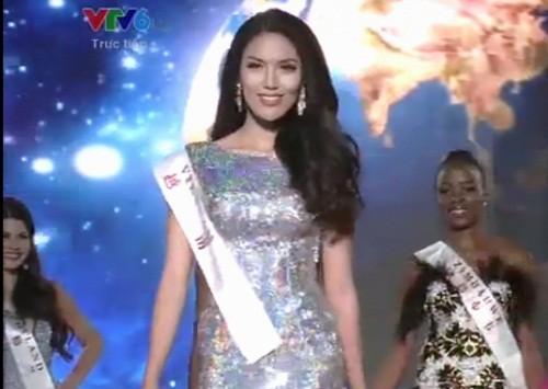 Người đẹp Tây Ban Nha đăng quang Hoa hậu Thế giới 2015 - ảnh 2