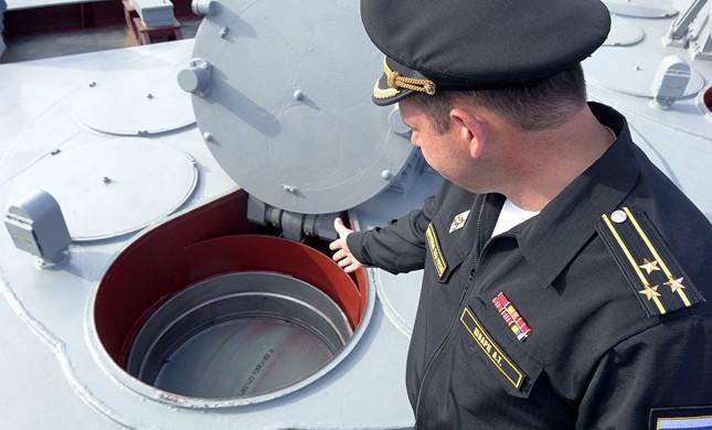 Cận cảnh dàn vũ khí khủng trên tuần dương hạm Moskva tại Syria - ảnh 4