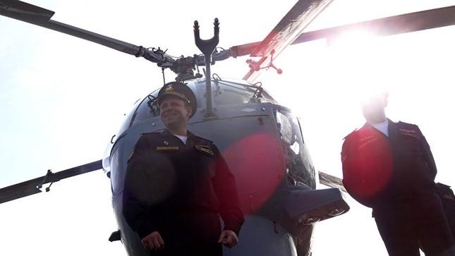 Cận cảnh dàn vũ khí khủng trên tuần dương hạm Moskva tại Syria - ảnh 3