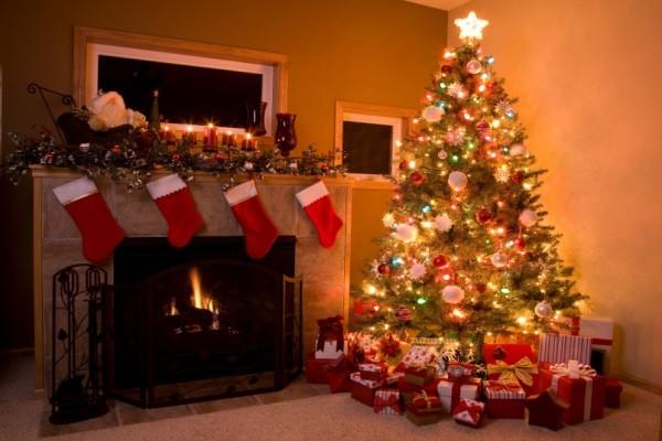 10 gợi ý trang trí cây thông thật lộng lẫy đón Giáng sinh 2015 - ảnh 2