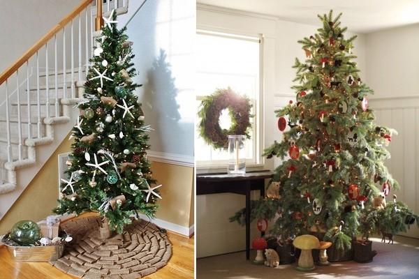10 gợi ý trang trí cây thông thật lộng lẫy đón Giáng sinh 2015 - ảnh 8