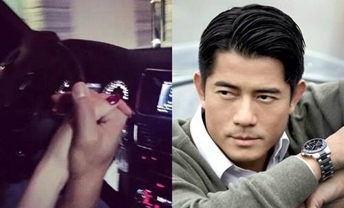 Tài tử Quách Phú Thành thừa nhận yêu chân dài kém 23 tuổi - ảnh 1
