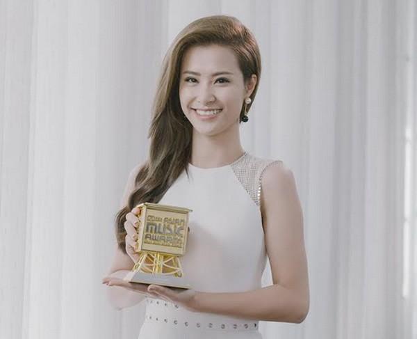 Đông Nhi đoạt giải Nghệ sĩ châu Á xuất sắc nhất MAMA 2015 - ảnh 1