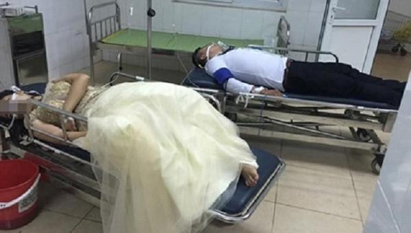 Vụ đôi nam nữ mặc quần áo cưới tự tử: Cô gái vẫn bất tỉnh - ảnh 1