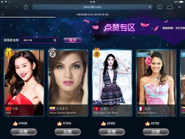 Lan Khuê bị 'chơi xấu' tại cuộc thi Hoa hậu Thế giới? - ảnh 6