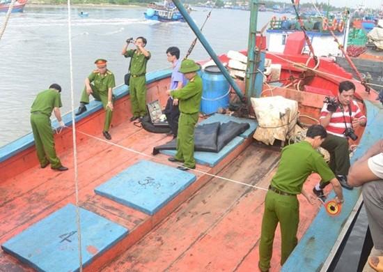 Báo cáo Bộ Quốc phòng vụ ngư dân bị bắn chết ở Trường Sa - ảnh 2