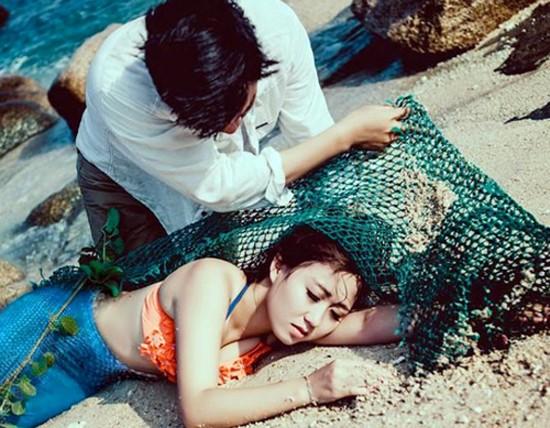 Thực hư thông tin bắt được nàng tiên cá ở Quảng Nam - ảnh 1