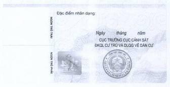Thẻ Căn cước công dân được cấp từ ngày 1/1/2016 có gì đặc biệt? - ảnh 2