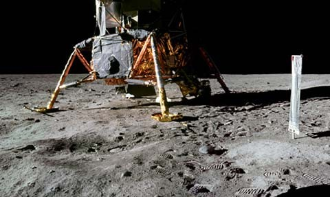 Cuộc đổ bộ của con người lên mặt trăng là sản phẩm của Hollywood? - ảnh 5