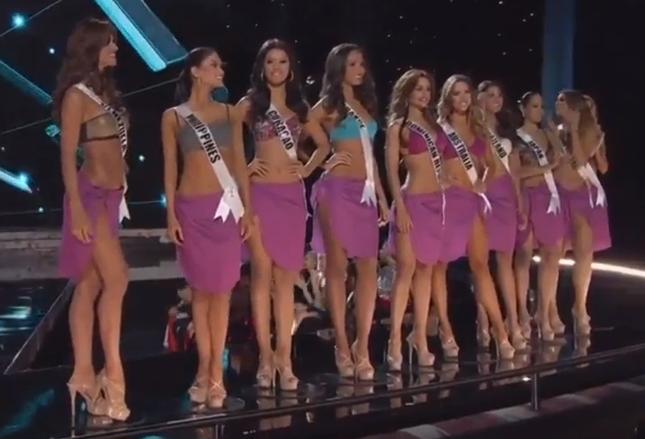 Scandal phút chót Hoa hậu Hoàn vũ 2015: Trao nhầm giải cho Colombia - ảnh 14