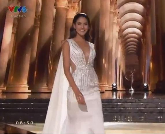 Scandal phút chót Hoa hậu Hoàn vũ 2015: Trao nhầm giải cho Colombia - ảnh 13
