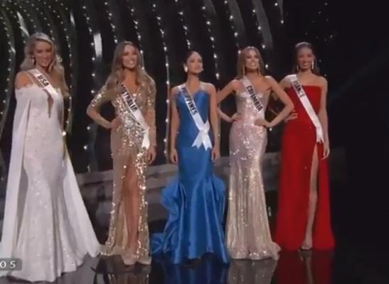 Scandal phút chót Hoa hậu Hoàn vũ 2015: Trao nhầm giải cho Colombia - ảnh 10