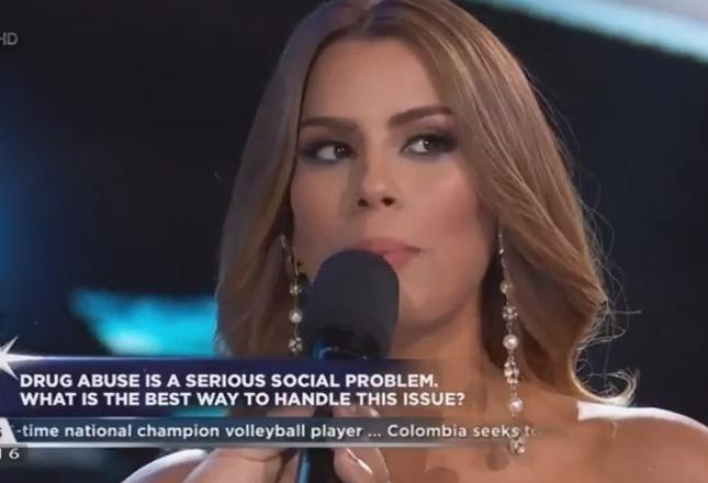 Scandal phút chót Hoa hậu Hoàn vũ 2015: Trao nhầm giải cho Colombia - ảnh 9