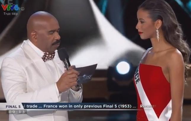Scandal phút chót Hoa hậu Hoàn vũ 2015: Trao nhầm giải cho Colombia - ảnh 8