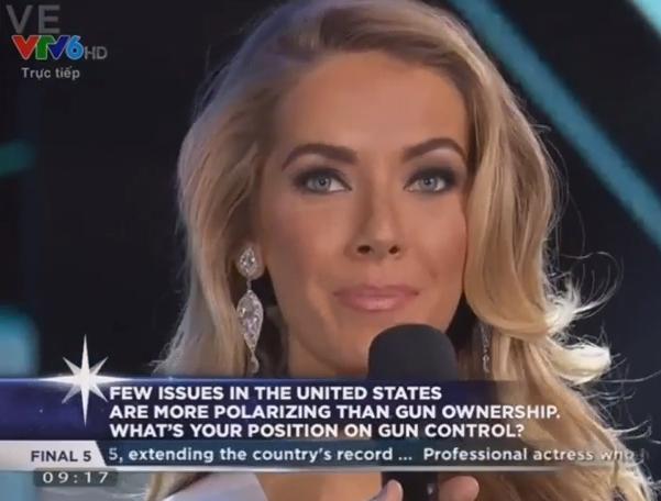 Scandal phút chót Hoa hậu Hoàn vũ 2015: Trao nhầm giải cho Colombia - ảnh 7
