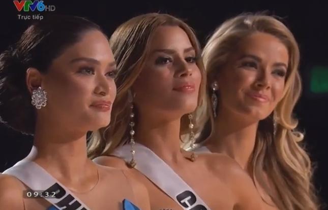 Scandal phút chót Hoa hậu Hoàn vũ 2015: Trao nhầm giải cho Colombia - ảnh 6