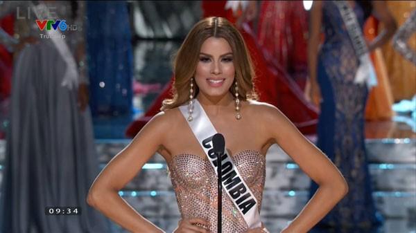 Scandal phút chót Hoa hậu Hoàn vũ 2015: Trao nhầm giải cho Colombia - ảnh 4