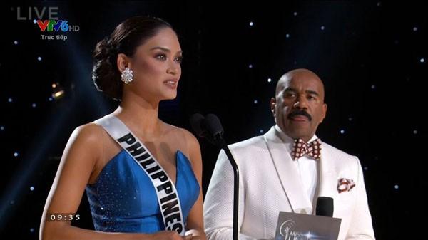 Scandal phút chót Hoa hậu Hoàn vũ 2015: Trao nhầm giải cho Colombia - ảnh 5