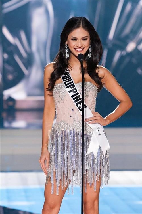 Ngắm vẻ đẹp nóng bỏng của tân Hoa hậu Hoàn vũ Philippines - ảnh 3