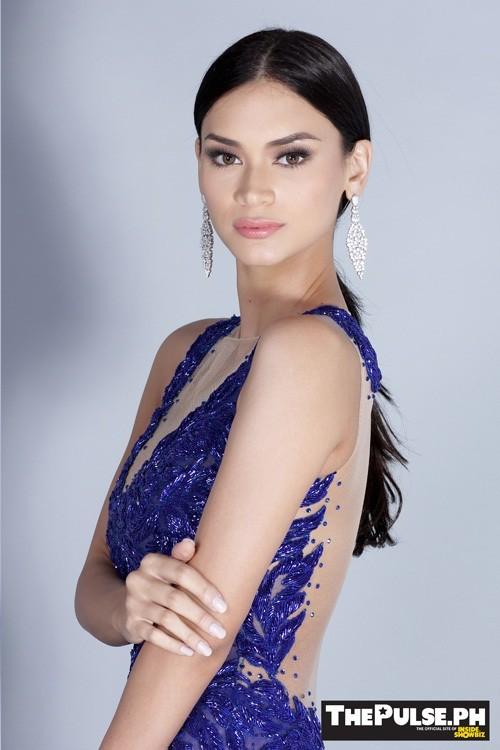 Ngắm vẻ đẹp nóng bỏng của tân Hoa hậu Hoàn vũ Philippines - ảnh 5