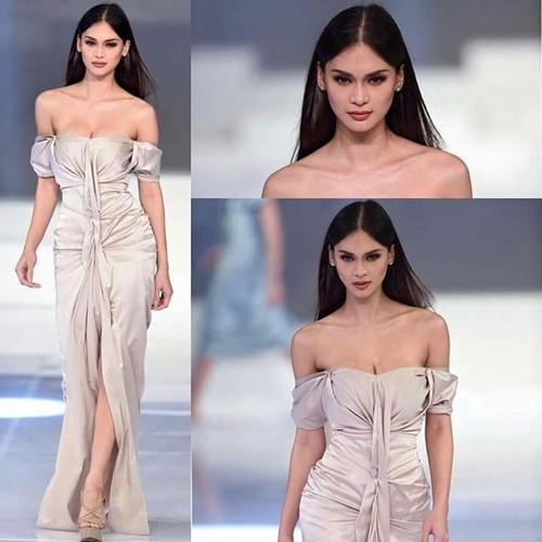 Ngắm vẻ đẹp nóng bỏng của tân Hoa hậu Hoàn vũ Philippines - ảnh 8