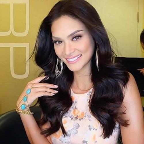 Ngắm vẻ đẹp nóng bỏng của tân Hoa hậu Hoàn vũ Philippines - ảnh 10