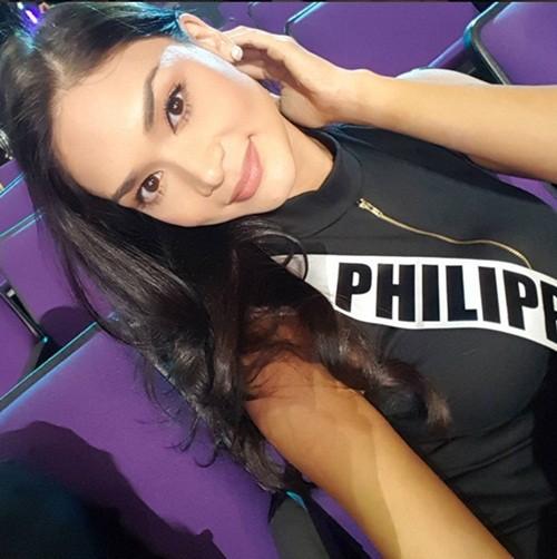 Ngắm vẻ đẹp nóng bỏng của tân Hoa hậu Hoàn vũ Philippines - ảnh 14