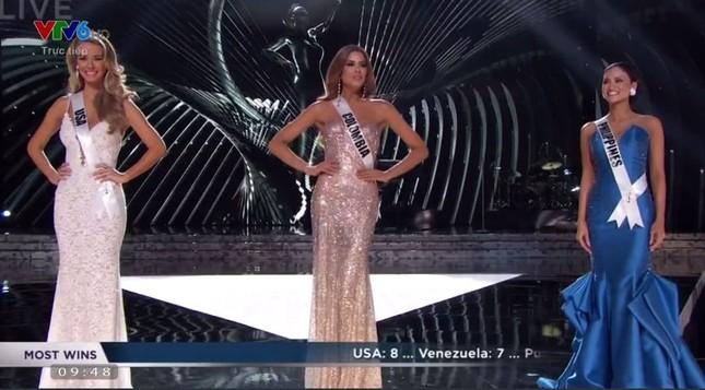Người đẹp Philippines ngơ ngác đăng quang Hoa hậu Hoàn vũ 2015 - ảnh 3