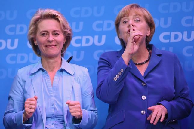 Chuyện ít biết về người phụ nữ có thể thay thế Thủ tướng Merkel - ảnh 1