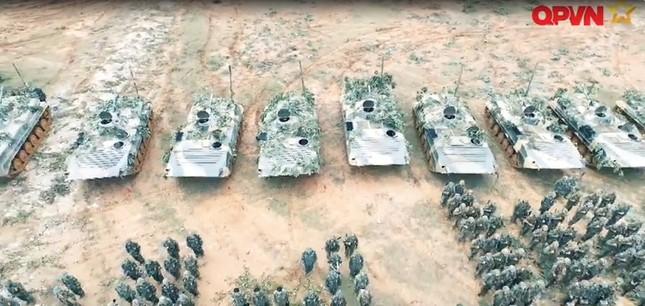 Cận cảnh Quân đội Việt Nam diễn tập thực binh bắn đạn thật - ảnh 2