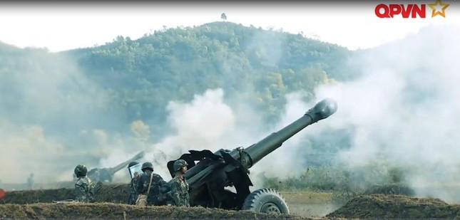 Cận cảnh Quân đội Việt Nam diễn tập thực binh bắn đạn thật - ảnh 6