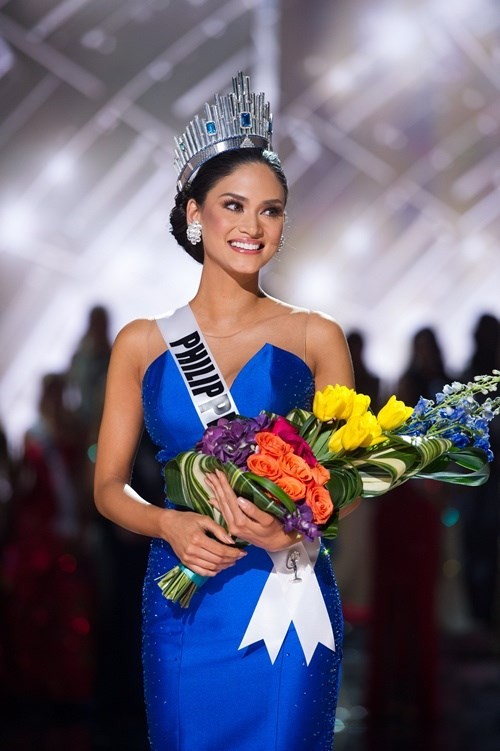 Tân Hoa hậu Hoàn vũ 2015 là bạn gái của Tổng thống Philippines? - ảnh 1