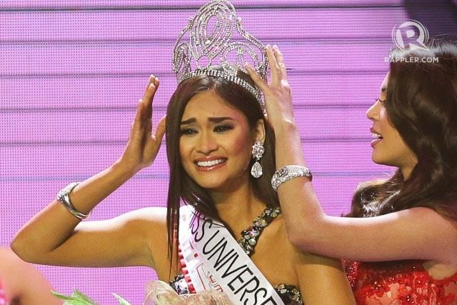 Tân Hoa hậu Hoàn vũ 2015 là bạn gái của Tổng thống Philippines? - ảnh 2