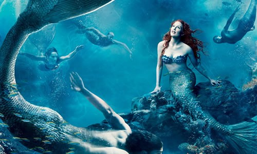 Bí ẩn về sự tồn tại của Nàng tiên cá trong lòng đại dương - ảnh 2