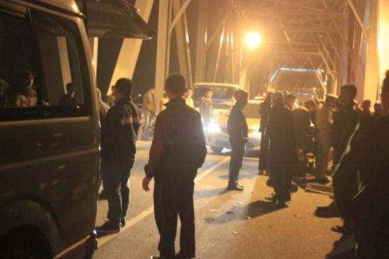 Cú đâm trực diện khiến 2 người chết thảm trong đêm - ảnh 2