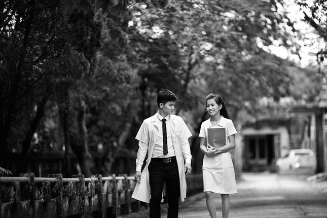 Những bộ ảnh cưới độc đáo khiến cư dân mạng phát cuồng - ảnh 11