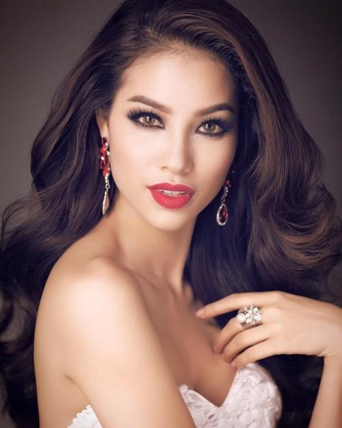 Vì sao Phạm Hương 'trắng tay' tại Hoa hậu Hoàn vũ - ảnh 1