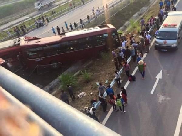 Tai nạn ở cao tốc Hà Nội -Lào Cai: Nhà xe Bảo Yến nói gì? - ảnh 1